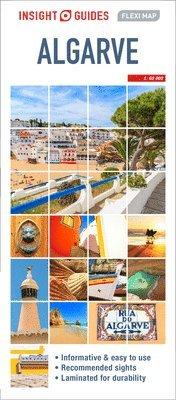 bokomslag Algarve Flexi Map