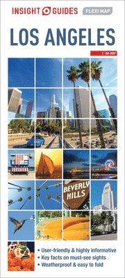 bokomslag Los Angeles - Insight Flexi Map