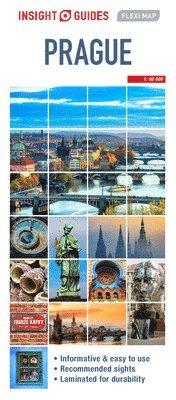 Prague - Insight Flexi Map 1