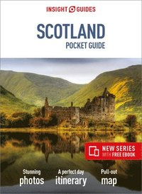 bokomslag Scotland Pocket Insight Guides
