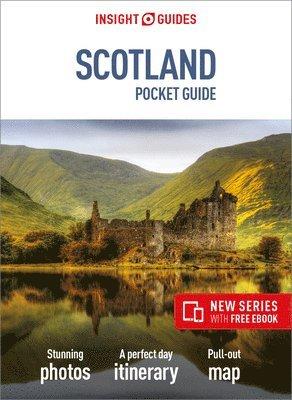 bokomslag Scotland Pocket Insight Guides
