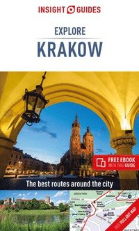 bokomslag Insight Guides Explore Krakow (Travel Guide with Free eBook)