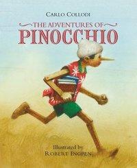 bokomslag Pinocchio