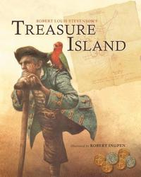 bokomslag Treasure Island (Picture Hardback): Abridged Edition for Younger Readers