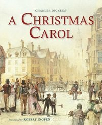 bokomslag A Christmas Carol (Picture Hardback): Abridged Edition for Younger Readers