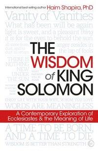 bokomslag The Wisdom of King Solomon