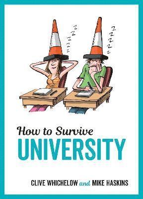bokomslag How to survive university