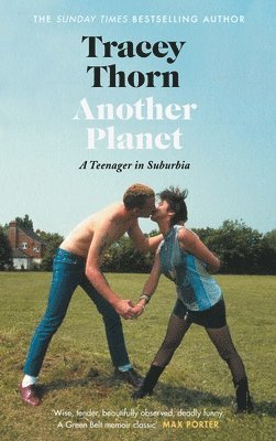 bokomslag Another Planet: A Teenager in Suburbia