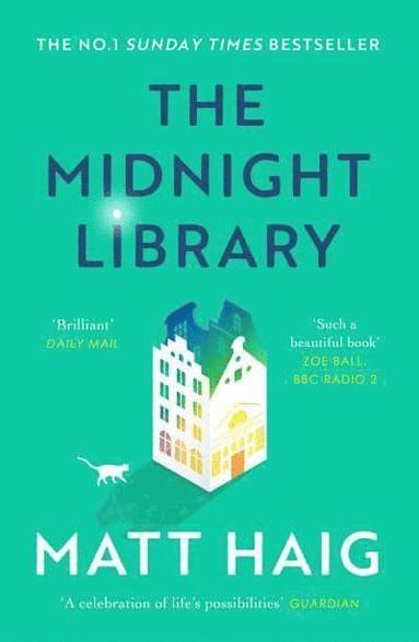 bokomslag The Midnight Library