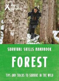 bokomslag Bear Grylls Survival Skills Forest