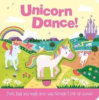 bokomslag Unicorn Dance!