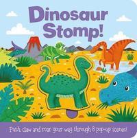 bokomslag Dinosaur Stomp!