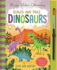 bokomslag Scales and Tails - Dinosaurs