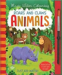 bokomslag Roars and Claws - Animals