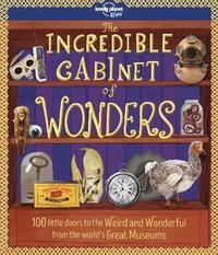 bokomslag The Incredible Cabinet of Wonders