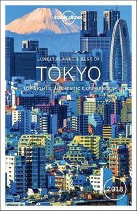 bokomslag Best of Tokyo 2018