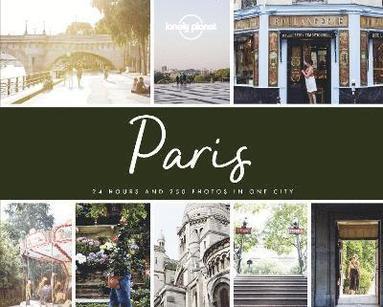 bokomslag PhotoCity Paris