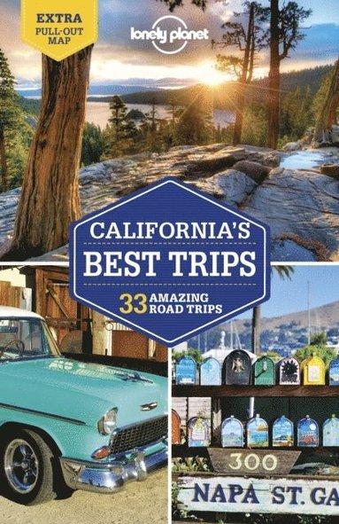 bokomslag California's Best Trips