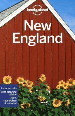 bokomslag New England