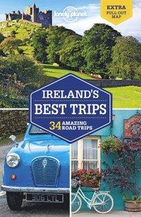 bokomslag Ireland's Best Trips