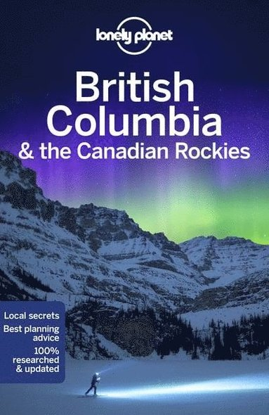 bokomslag British Columbia & the Canadian Rockies
