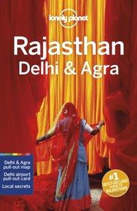 bokomslag Rajasthan, Delhi & Agra