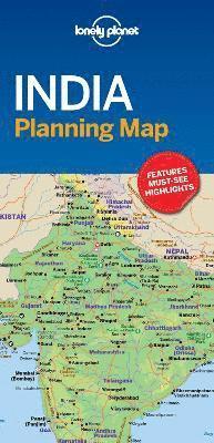 bokomslag India Planning Map
