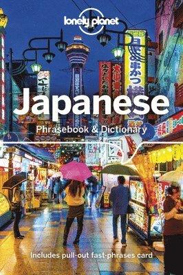 Japanese Phrasebook & Dictionary 1