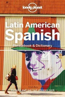 bokomslag Latin American Spanish Phrasebook & Dictionary