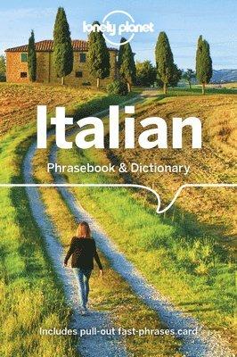 bokomslag Italian Phrasebook & Dictionary