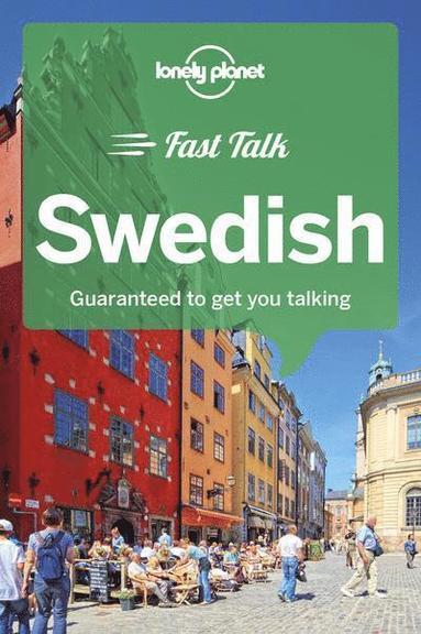 bokomslag Fast Talk Swedish LP