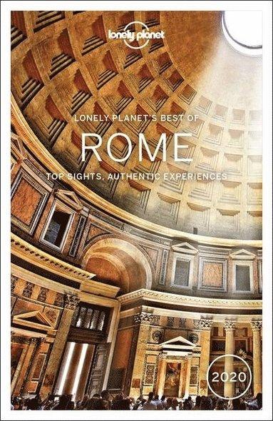 bokomslag Best of Rome 2020