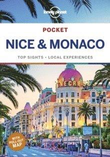 bokomslag Nice & Monaco Pocket