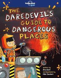 bokomslag The Daredevil's Guide to Dangerous Places
