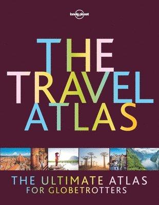 bokomslag The Travel Atlas