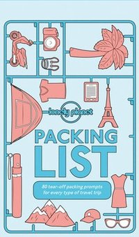 bokomslag Packing List