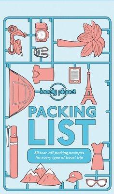bokomslag Packing List