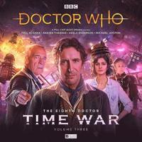 bokomslag The Eighth Doctor: The Time War Series 3