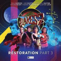 bokomslag Blake's 7: Restoration Part 3