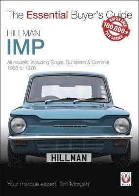 bokomslag Hillman imp