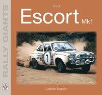 bokomslag Ford Escort Mk1