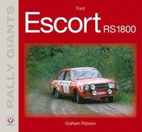 bokomslag Ford Escort Rs1800