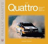 bokomslag Audi Quattro