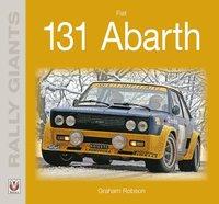 bokomslag Fiat 131 Abarth