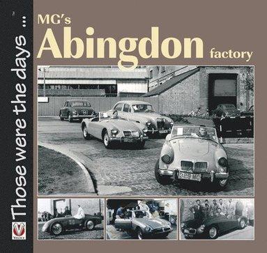 bokomslag Mgs abingdon factory