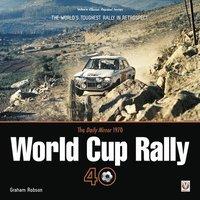 bokomslag The Daily Mirror 1970 World Cup Rally 40