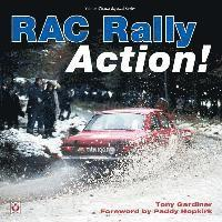 bokomslag Rac rally action!