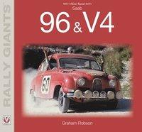 bokomslag Saab 96 &; V4