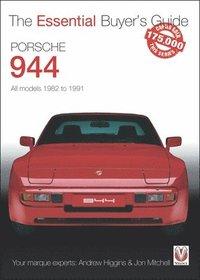 bokomslag Porsche 944