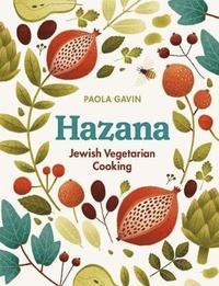 bokomslag Hazana: Jewish Vegetarian Cooking